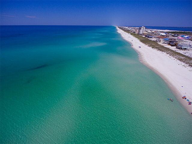 Panhandle Beach Als Florida