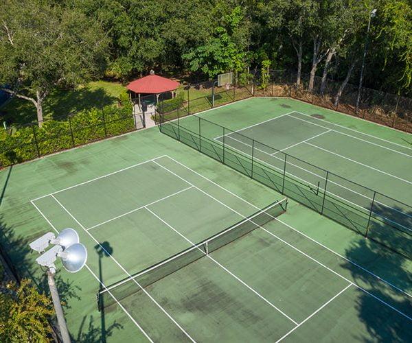 Emerald Island Courts