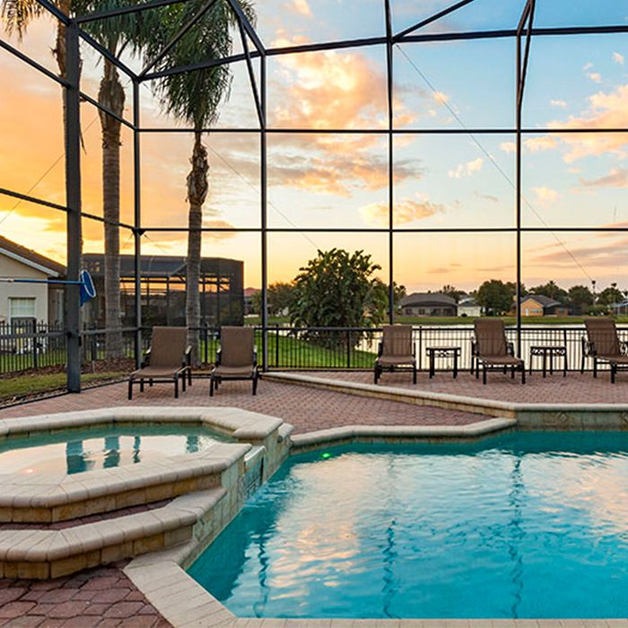 Formosa Gardens Rental Pool