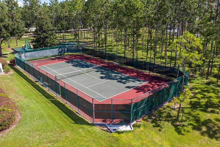 Highlands Reserve Tennis Court