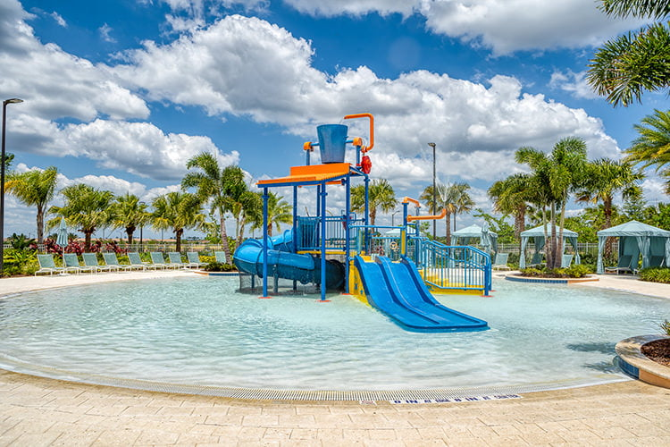 Solara Resort Kids Splash Area