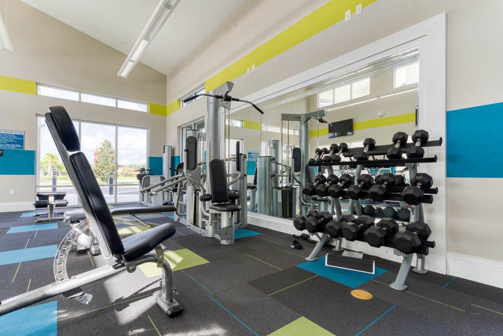 Veranda Palms Gym