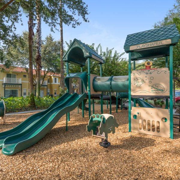 Emerald Island Playground