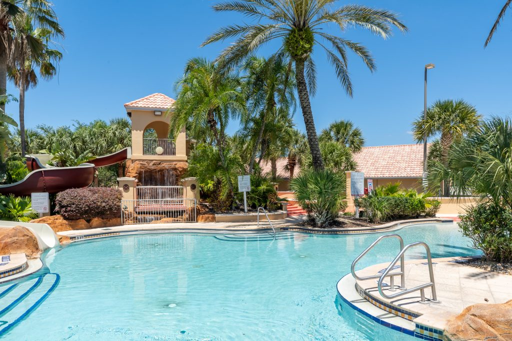 Regal Palms Swimming Pool