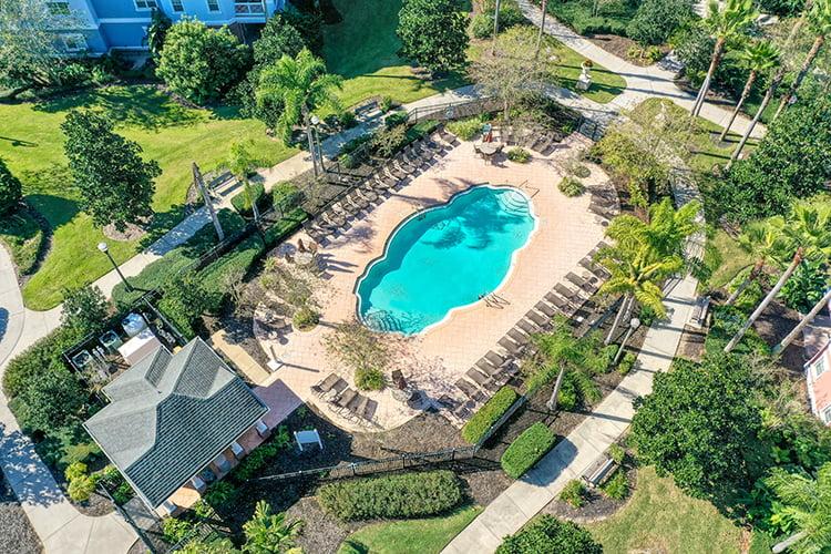 Villas South Pool