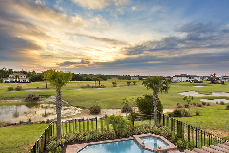 RVH_251R backyard and golf views from balcony