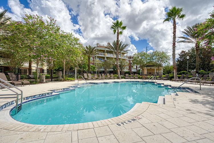 Villas North Pool