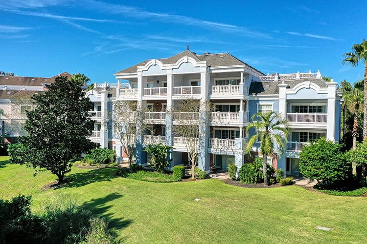 Villas South Neighborhood in Reunion Resort