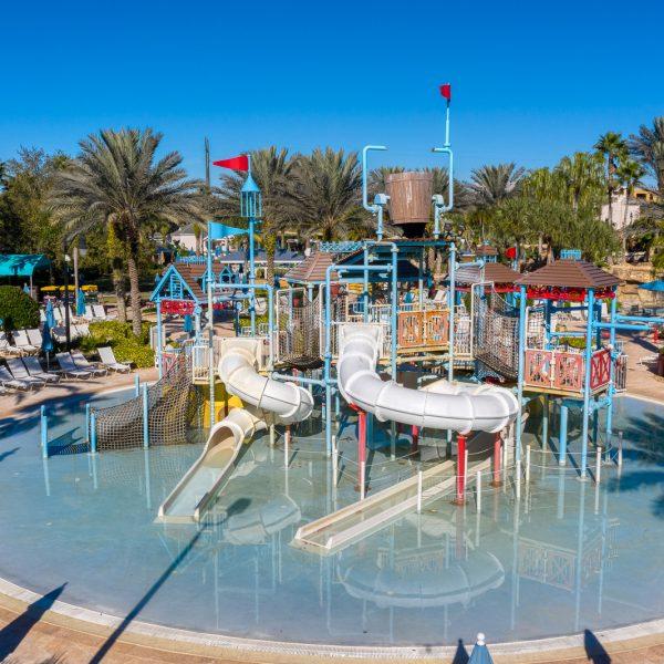 Reunion Water Park Splash Park
