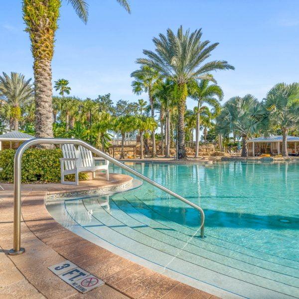 Reunion Water Park Pool