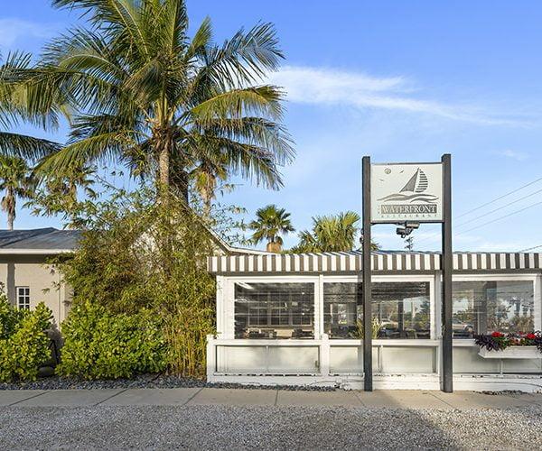 Anna Maria Island Waterfront Restaurant